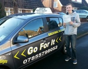 Go For It Driving Lessons in Barnsley
