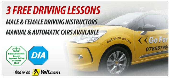 Arabic Driving Lessons in Sheffield