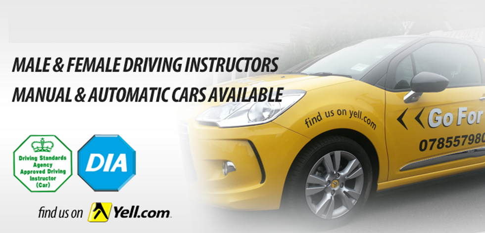Become a Driving Instructors in Sheffield, Barnsley, Chesterfield, Dronfield, Rotherham